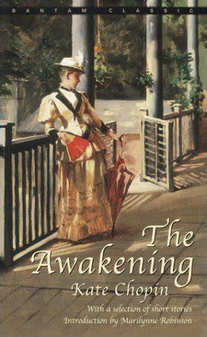 professor led book discussion group  awakening