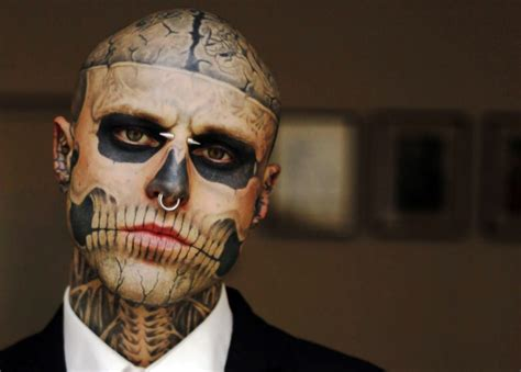 derm fx tattoo horror model rick genest aka quot boy quot has died at 32