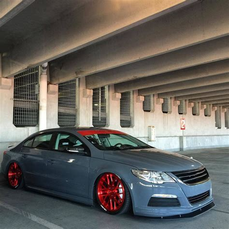 lowered cars car volkswagen passat stance tuning lowered