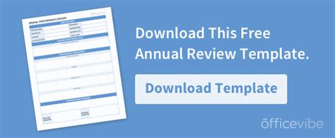 annual review template the unconventional guide to performance reviews