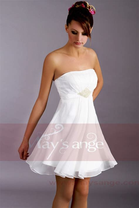 Robe Blanche Ceremonie Femme - robe ceremonie femme blanche robe de maia