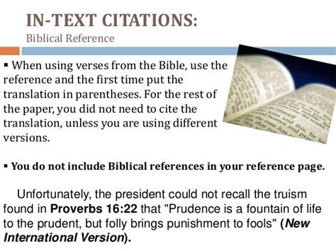 Quoting Bible In Essay by Apa Writing Labonline