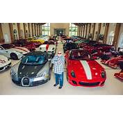 Michael Fux Car Collection Is On Instagram And Its Amazing