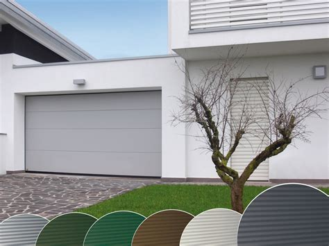 breda portoni sezionali portoni breda nuova eleganza con il disegno esterno multi
