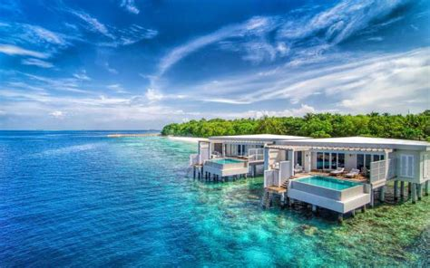 Bungalow Houses by Sun Island Resort Amp Spa Maldives