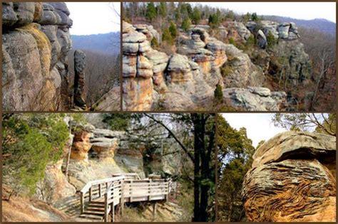 Garden Of The Gods Park Illinois Western Traveler Org Garden Of The Gods Illinois