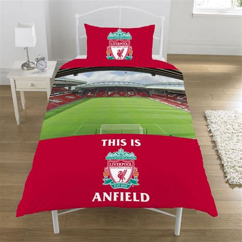 football bedding set official football club single and double fc duvet cover