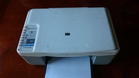 Printer Hp F380 hp deskjet f380 printerscanner for sale in glasnevin