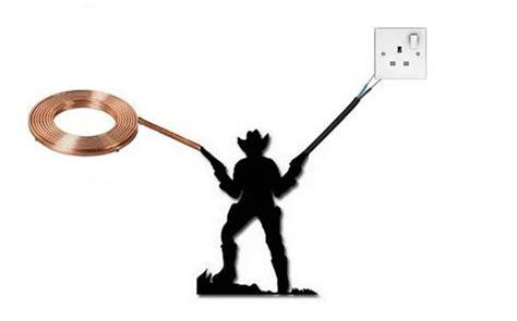 cowboy plumbing electrical