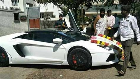 Lamborghini Expensive Car by Darshan Adds Lamborghini To His Expensive Collection
