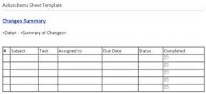 Item Register Template by Evernote Templates Archive The Generalist It