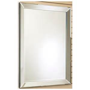 30 in x 40 in the royal rectangular framed mirror on