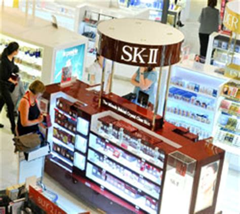 Sk Ii Counter Jakarta sk ii launches travel retail set at changi