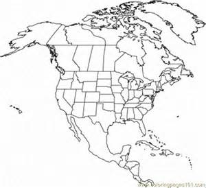 coloring pages america education gt maps free
