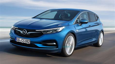 2019 New Astra new astra 2019 update vauxhall astra k forums