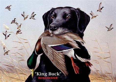 king buck king buck 1959 federal duck st artwork by maynard reece