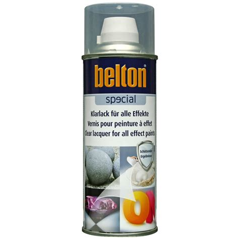 Klarlack Dose Polieren by Klarlack Spraydose Von Belton 220 Berzug F 252 R Effektlacke