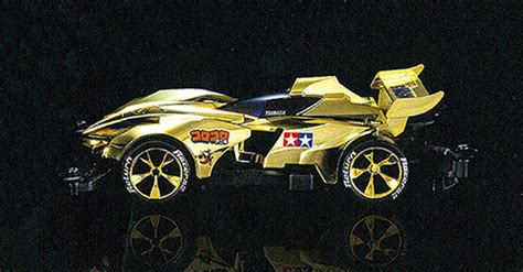Tamiya Image Mini 4wd Let S Go Series Mighty Tridagger tamiya 63634 bakusou brothers let s go return racers volume 1 book with plated magnum z