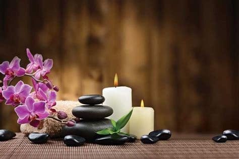 green garden massage
