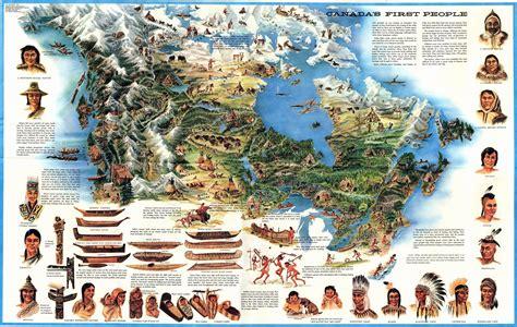 canadian map of nations coolschool101 grade 5 social studies