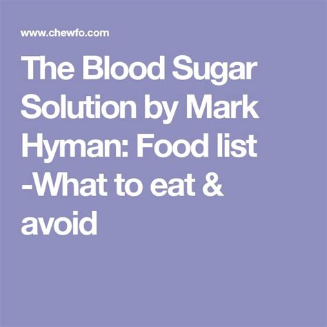Blood Sugar Solution Detox Soup by 1000 Ideas About Blood Sugar Solution On