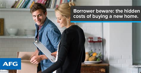 costs of buying a house in qld borrower beware the hidden costs of buying a new home afg australian finance group