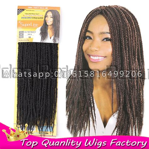 senegalese twists on soft hair 18inch african synthetic expression crochet hair extension