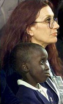 zar.co.za biography of nkosi johnson