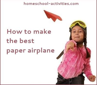 How To Make The Best Paper Airplane Made - how to make paper airplanes for