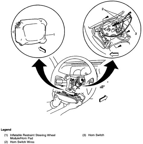 horn switch wiring diagram horn button switch wiring