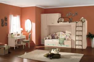 Bedroom Designs For Bunk Beds by Classic Kids Bedroom With Bunk Beds Stylehomes Net
