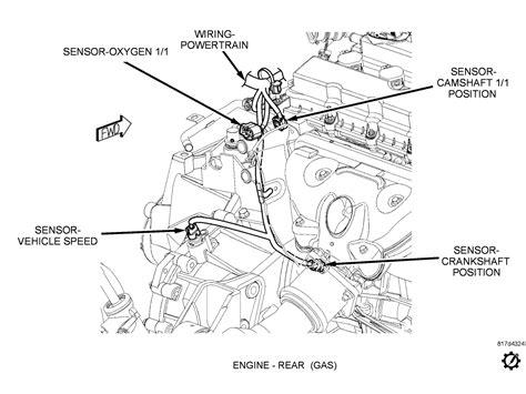 dodge jeep 2007 jeep patriot engine diagram of 2012 engine diagram and