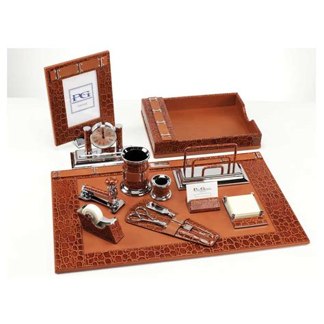 Classic Desk Accessories Classic Desk Accessories Classic Desk Organizer With Accessories Brand Bombay Ebay Classic
