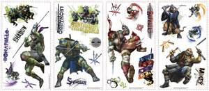 Movie Wall Stickers ninja turtles teenage mutant ninja turtles movie wall stickers