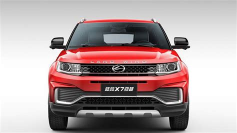 ford range rover look chinese clone of range rover evoque gets a facelift looks