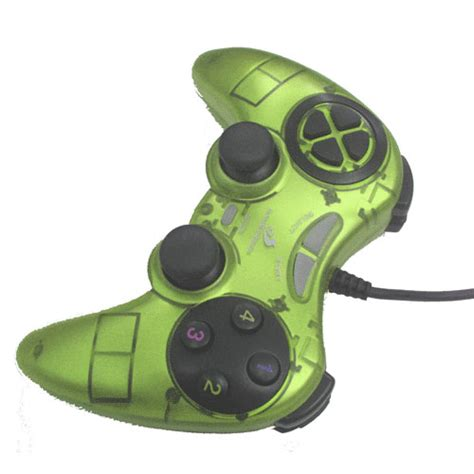 Vztec Usb Getar Stick Pad Gamepad Joystick Model Vz Ga6002 vztec usb vibration controller pad joystick model vz ga6005 green jakartanotebook