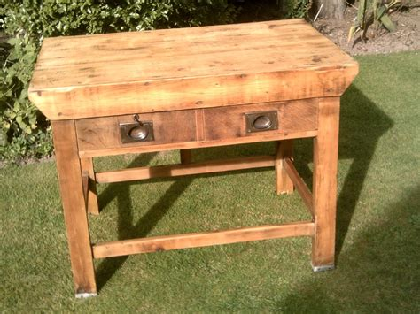 reclaimed pine kitchen island or work table olde good things pine work table kitchen island antiques atlas