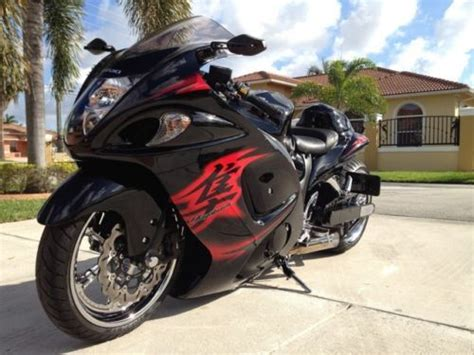 Suzuki Hayabusa Custom For Sale 2011 Custom Suzuki Hayabusa For Sale From Florida Miami