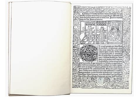 libro the vision book of incunabula old book facsimile vision philosophy alfonso torre