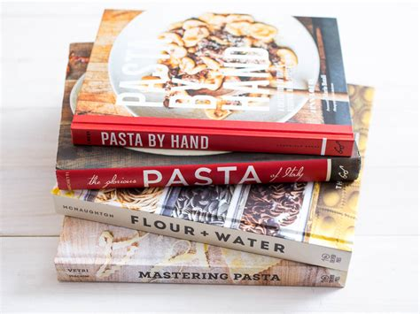Best Cookbooks | the best cookbooks for making fresh pasta serious eats