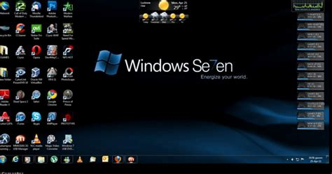 themes for windows 7 taskbar mac dock style for windows 7 taskbar theme windows 7