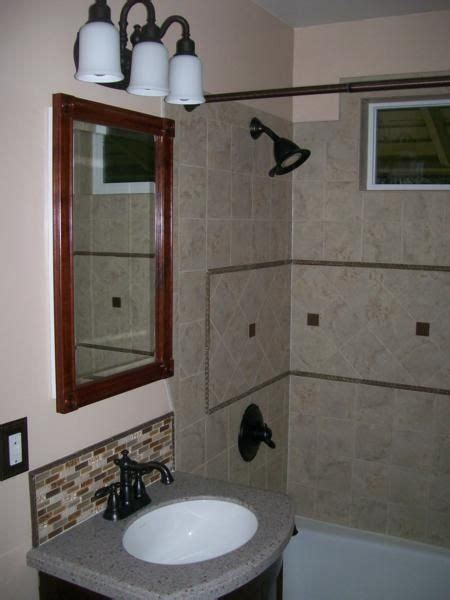 mobile home bathroom makeovers pin by moyer on mobile home remodel