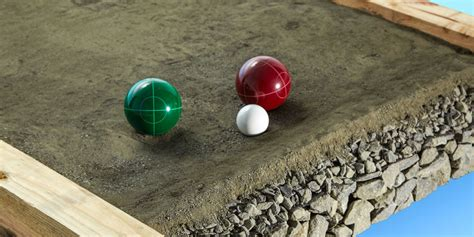 build a bocce court in backyard how to build a backyard bocce ball court