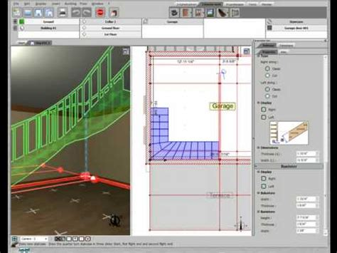 tutorial 3d home design by livecad 3d home design by livecad tutorials 20 l shaped staircases