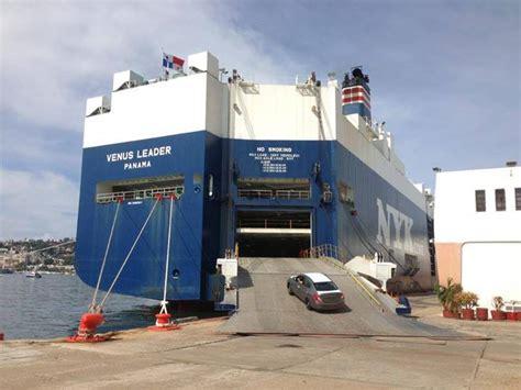 barco pirata acapulco nyk line exporta mil 600 autos a latinoam 233 rica desde