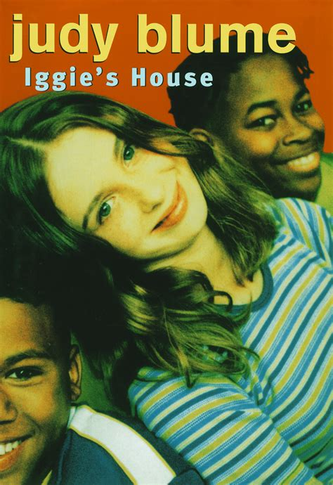 Iggies House Book Report by Judy Blume Official Publisher Page Simon Schuster Canada