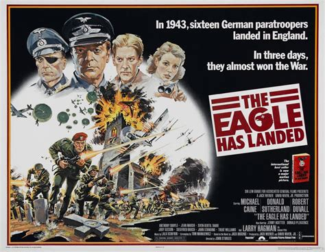 The Eagle Has Landed complete classic the eagle has landed 1976