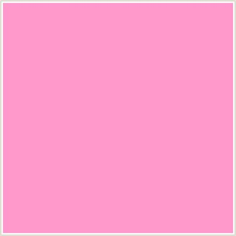 colors that go with pink ff99cc hex color rgb 255 153 204 carnation pink