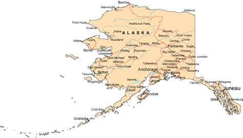 us map where is alaska maps united states map and alaska