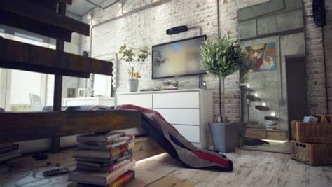 inspired apartment with industrial touches a loft with a functional industrial style interior